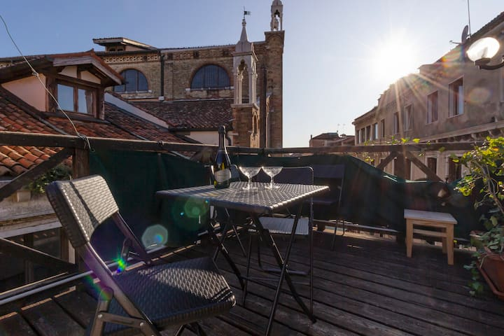 ❣️150sqm 3lev & Rooftop Terrace✔️700m to San Marco