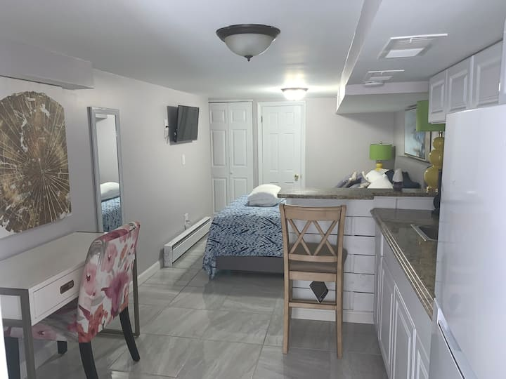 private room with separate entrance
