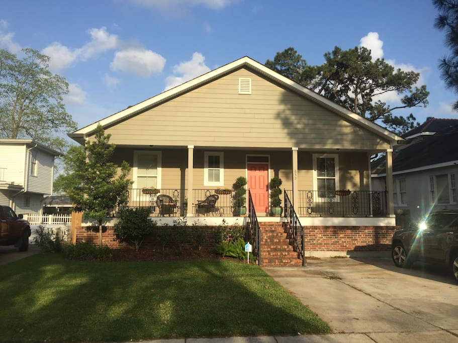 2 Bedrooms 2 Bathrooms 10 Min From Everything Houses For Rent In Metairie Louisiana