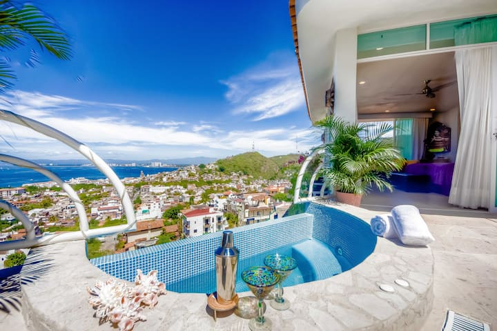 AMAZING VIEWS LUXURY VILLA YVONN 7BD