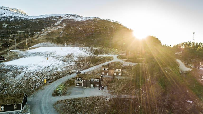 Bjørkelia Lodge