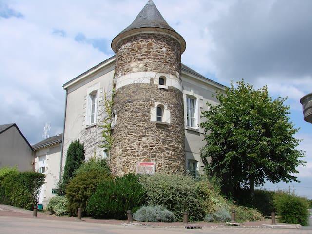 Gite Bord de Loire