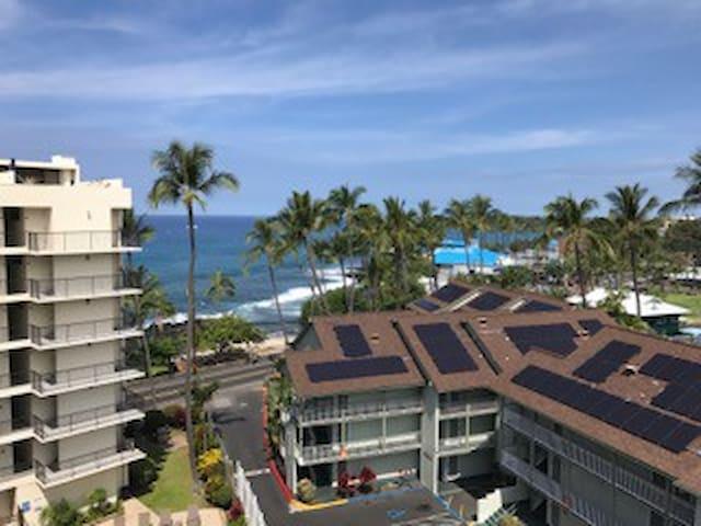 Kona Alii Condo with Ocean View