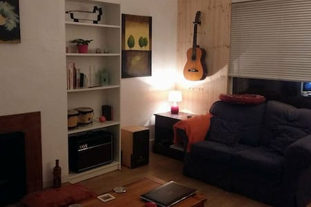 Cosy Bedroom in friendly warm house :) - Dublin