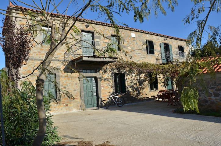 Terra Lemnia A - Repanidi - Řadový dům