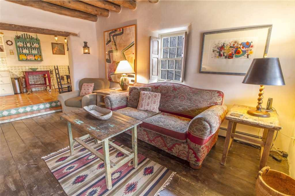 Your home away from home - Sprawl out on the living room sofa and watch TV, curl up in an armchair with a  book, invite friends over for drinks and board games: There's plenty of room.
