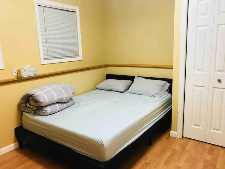 Two Bedrooms Available for short term or long term