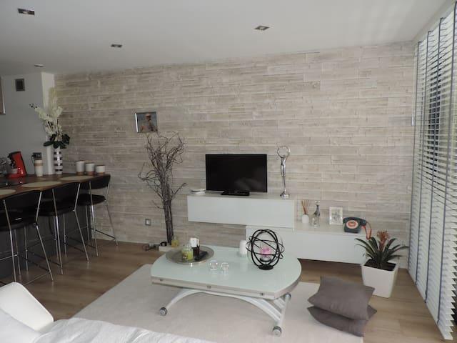 Appartement T3 60m2 centre ville - Narbonne - Apto. en complejo residencial