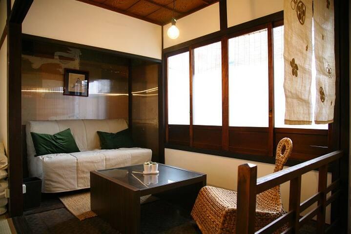 Traditional house Machiya Bettei Bukkoujihigashi - Shimogyo Ward, Kyoto - Hus