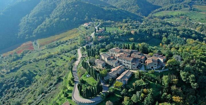 CasaViola Castello di Starda-Gaiole/Chianti-SIENA