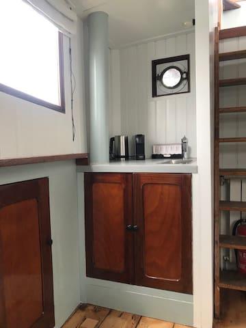 smallest kitchen