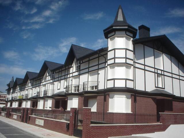 Habitación doble en Balmaseda. A 20'de Bilbao
