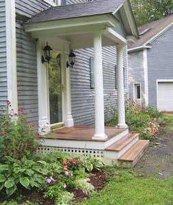Best of Both - Quiet woodland home near activities