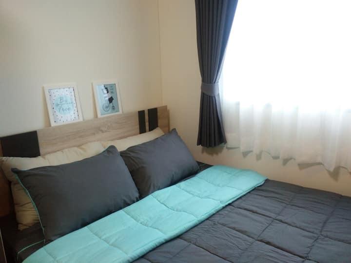 Your Space Room Thepharak @BKK Airport(Free Wifi)