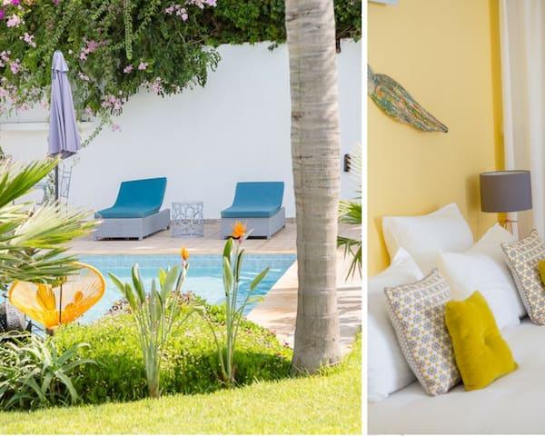 Casa Océane - Suite Méditerranée (Bed & Breakfast)