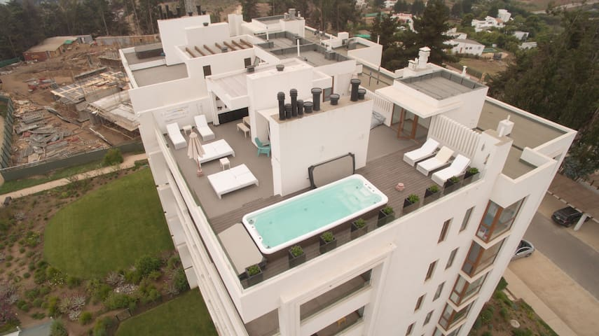 Penthouse en Marbella