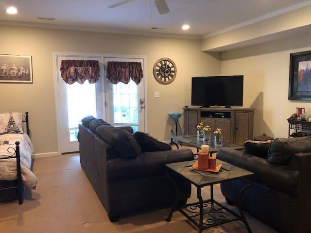 Charlottesville Suite Spot