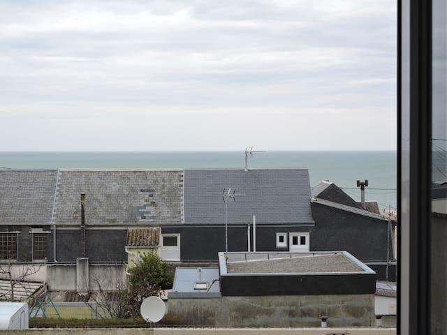 Appartement à même pas 5 minutes de la mer