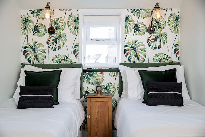 Have a twin or double bed in the second bedroom
