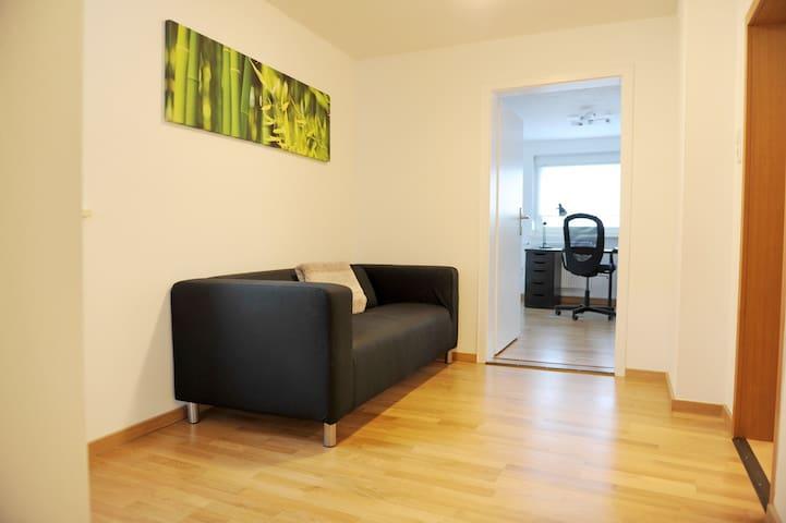Top Zimmer in Coburg ,. - Coburg - Casa