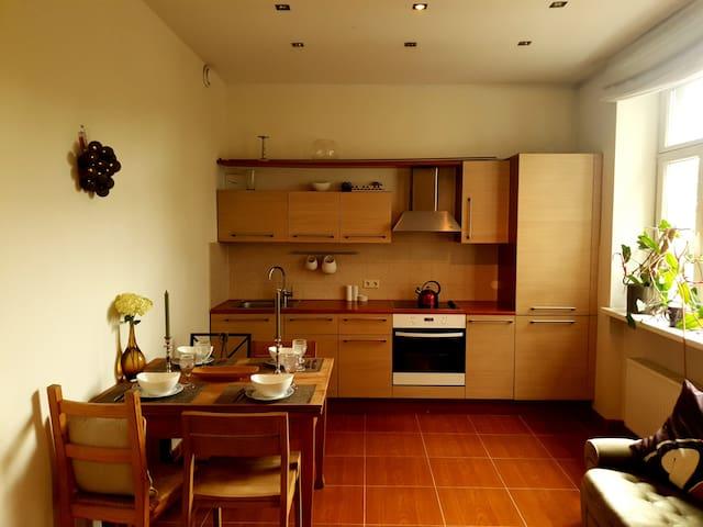 Export street apartment