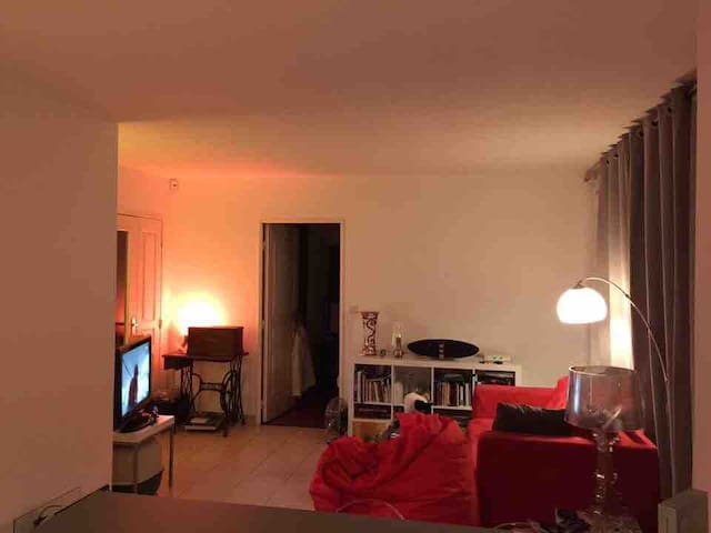 Appartement T2, centre de lyon à 15 min