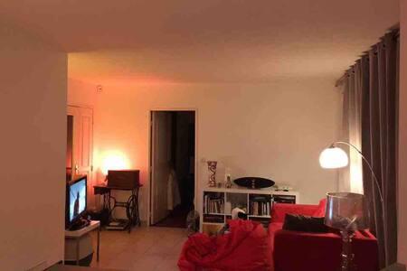 Charmant appartement à 15 min du centre de lyon.