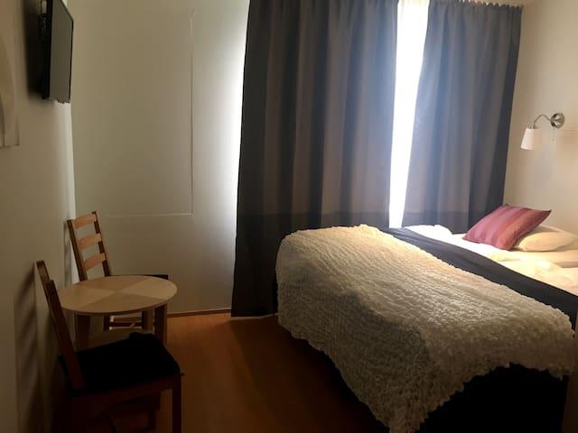 Cozy room with private bathroom & satellite tv (1)