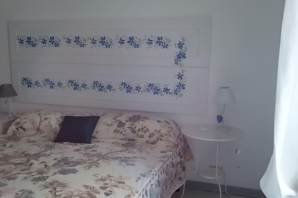 camera matrimoniale ( camera blu)