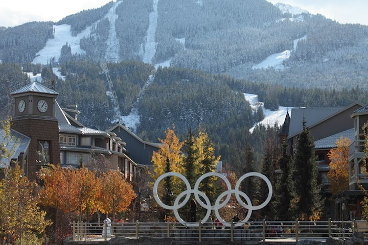 2BR at The Whistler Town Plaza in Village North