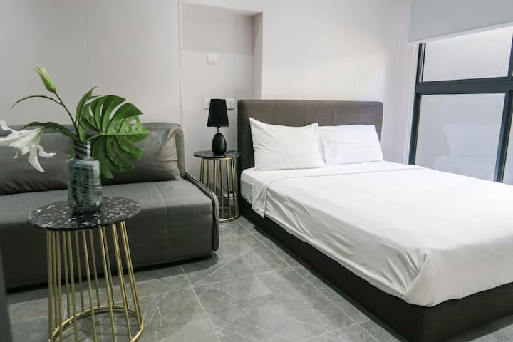 Deluxe Cosy Studio Apt WIFI@ Somerset/Orchard Area