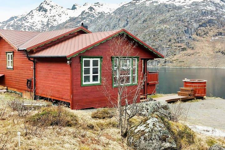 4 Sterne Ferienhaus in Tengelfjord
