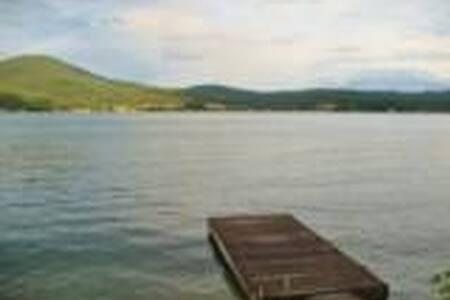 Loon Lake Silver Beach Cabin - Loon lake - Rumah