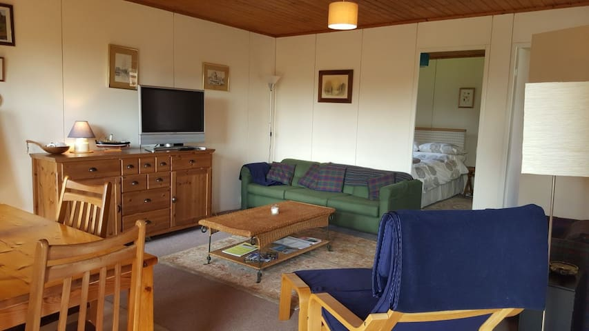 Kilbrannan18 - Cosy two bedroom holiday lodge
