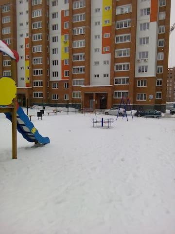 Новая квартира в Бердске на любой срок - Бердск - Apartemen