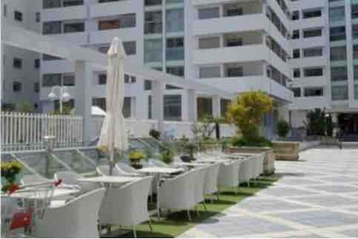 Deux Appartements standing centre Tanger