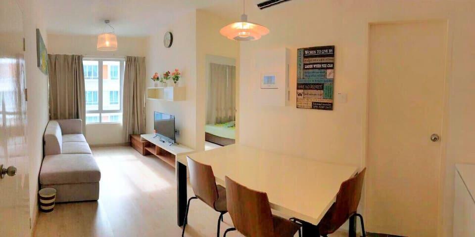 Casa Chinta Adelia Condostay - Kota Kinabalu - Condominium
