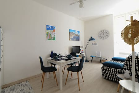 Gambetta Furnished apartment