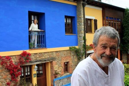 Casas Rurales Pradina I y II, La Ren. Luanco - La Ren - Rumah