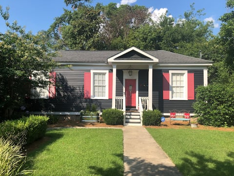 Cozy Cottage Home in Historic Thomasville
