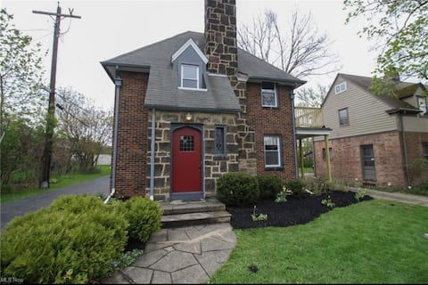Mill Creek Park Red Door Tudor