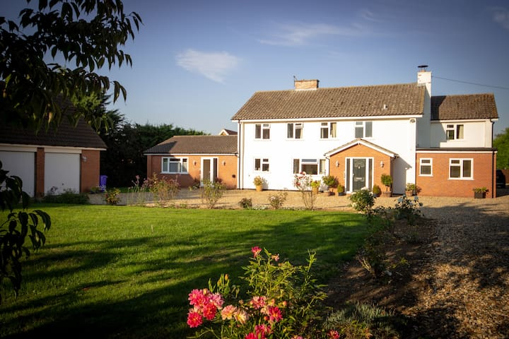 Cherry Tree House - self contained annexe
