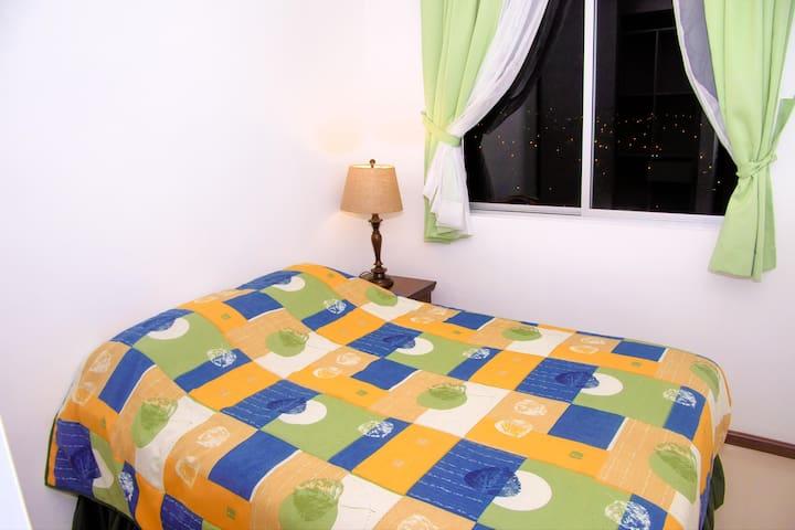 Cuarto secundario / second room