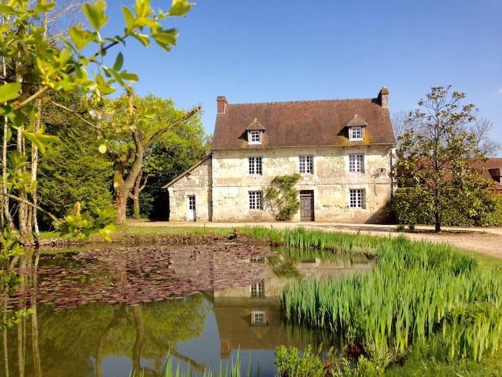 Belle maison normande
