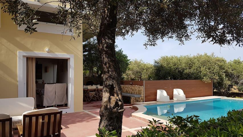 Private Pool Villa, near a sandy beach