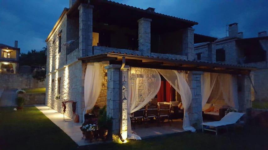Halkidiki  Villa Giulia Siviri Elani