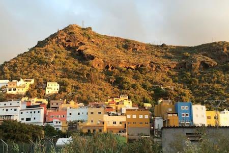 Relax-rhythm-nature, in the island of Gran Canaria - Santa Brígida - Rumah