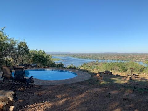 Chirundu cottage