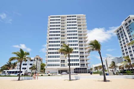 Condo Ft Lauderdale * Spectacular view - Fort Lauderdale - Appartement