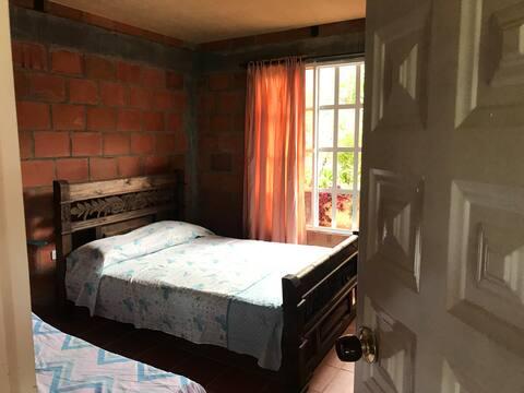Bella y grande casa campestre en San Pedro, Cauca